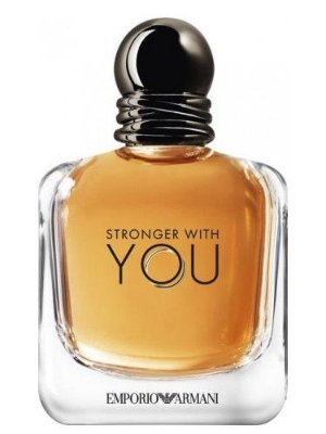 Stronger with You Eau de Toilette Giorgio Armani - Perfume Masculino
