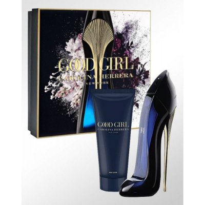 Good Girl Carolina Herrera Eau de Parfum  80ml + Body Lotion Carolina Herrera 100ml