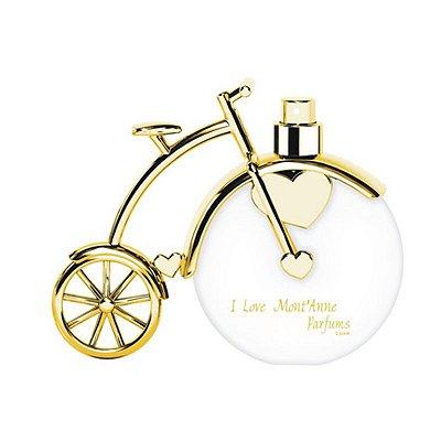I Love Mont'anne Parfums  Eau de Parfum Luxe Mont'Anne - Perfume Feminino 100 ml