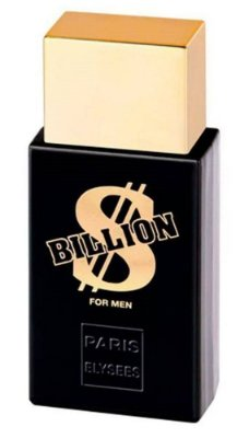 Billion Paris Elysees Perfume Masculino - Eau de Toilette 100ml