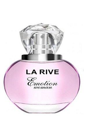 Emotion Woman Eau de Parfum La Rive - Perfume Feminino 50 ML