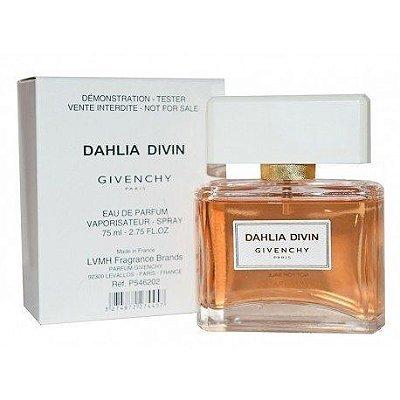 Tester Dahlia Divin Eau de Parfum Givenchy -  Perfume Feminino 75 ml