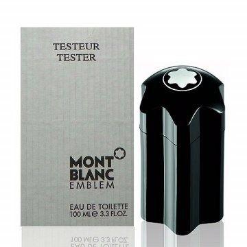 Téster Emblem Mont Blanc Eau de Toilette - Perfume Masculino 100 ML