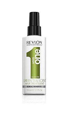 Uniq One Revlon Green Tea Scent - Tratamento Capilar 150 ML