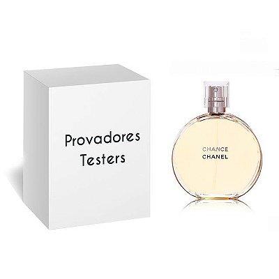 Téster Chance Eau de Parfum Chanel - Perfume Feminino 100 ML