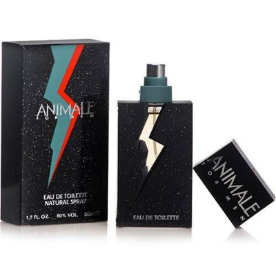 Tester Animale For Men Eau de Toilette - Perfume Masculino 100 ML