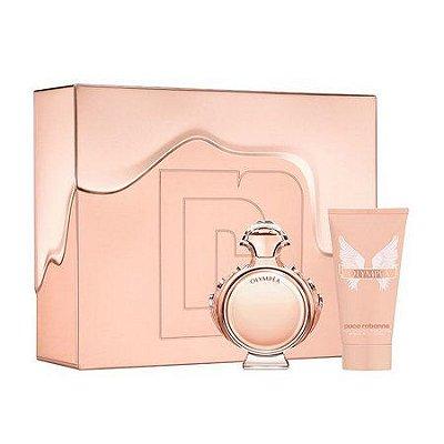 Kit Perfume Olympea Eau de Parfum 80 ml + Body Lotion 100 ml Paco Rabanne -  Feminino