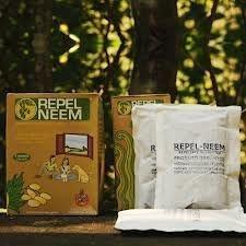 REPEL-NEEM SACHETS (Caixa c/ 05) X 06 Caixas