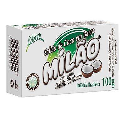 Sabão de Côco em Barra 100 gramas