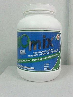 Biomix Gel, Limpa Fossa, Caixa Gordura e Tubulação