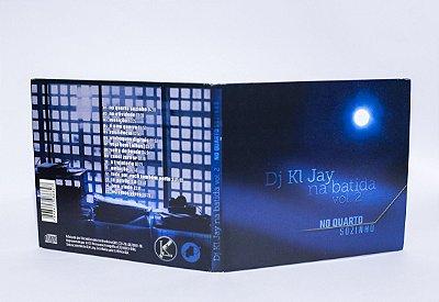 Cd Kl Jay na Batida Vol 2 No Quarto Sozinho (Embalagem)