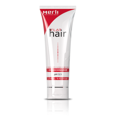 Flat Hair - Condicionador - 250ml