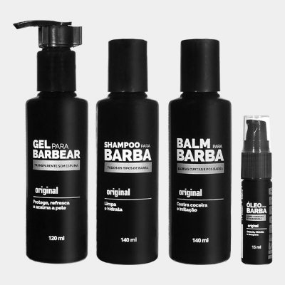 KIT QUARTETO 2 USEBARBA