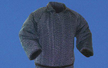 Jaqueta do Macacão Bite Suit Modelo KNPV Pesado