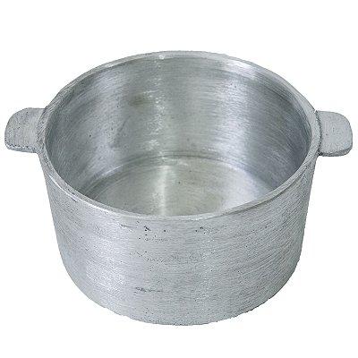 Comedouro de Alumínio Fundido