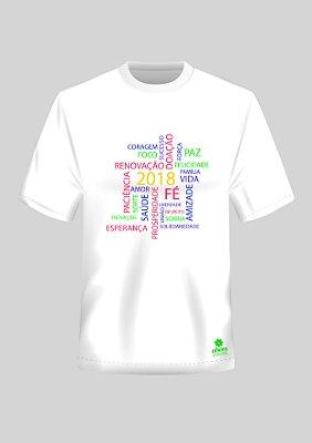 Camiseta Mosaico 2018