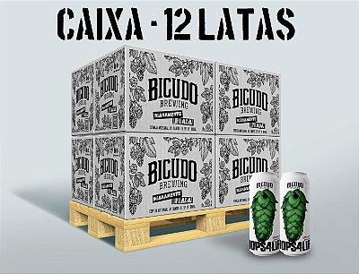 CAIXA 12 LATAS 473ml - HOPS 4 LIFE