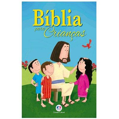 Livro Bíblia para Crianças - Ciranda Cultural