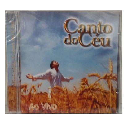 CD MINISTÉRIO CANTO DO CÉU - AO VIVO