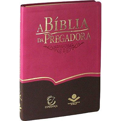 A Bíblia da Pregadora - SBB