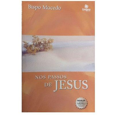 LIVRO NOS PASSOS DE JESUS - EDIR MACEDO