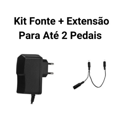 Kit Fonte + Extensão