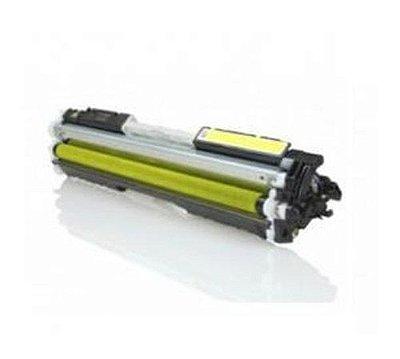 Toner Compatível HP CP1025 | CP1025NW | M175A | M175nw | M275 | CE312A - Yellow | Amarelo 1k