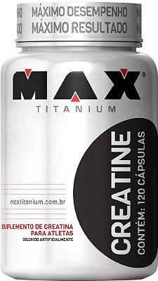 CREATINE MAX TITANIUM 120 CAPS