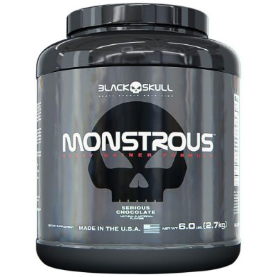 MONSTROUS - CHOCOLATE 2,7KG - BLACK SKULL