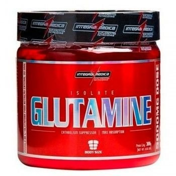 GLUTAMINE NATURAL 300G INTEGRAL