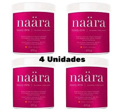 Naara Beauty Drink Colágeno Hidrolisado Jeunesse 4 Unidades