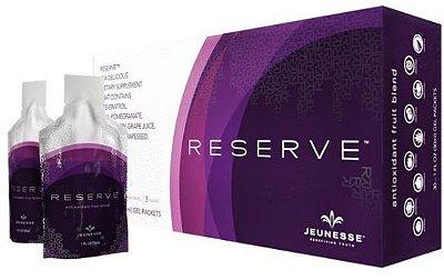 Jeunesse Reserve Antioxidante Resveratrol 1 Caixa com 30 Saches