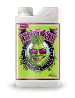 Big Bud Advanced Nutrients - Impulsionador de Floração - opção de 250ml, 500ml e 1L