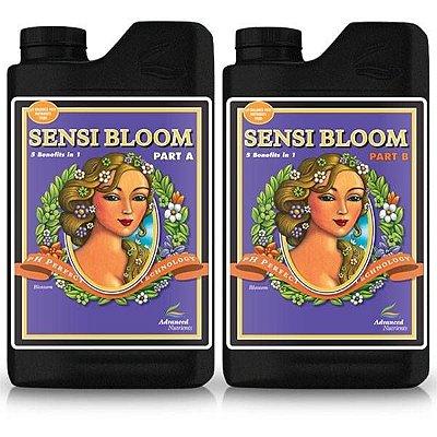 Sensi Bloom A + B Advanced Nutrients - Base Floração 2-Partes - opção de 500ml e 1L