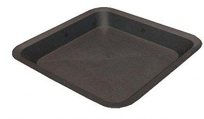 Prato para Vaso Quadrado Premium opção de 18x18cm e 23x23cm