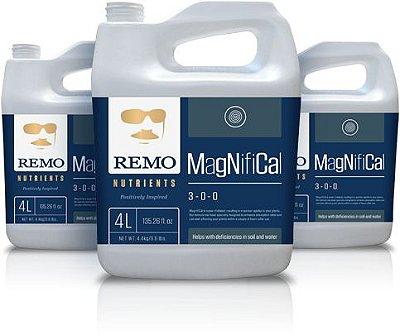 MAGNIFICAL -  Suplemento Cálcio, Ferro e Magnésio REMO NUTRIENTS BRASIL opção de 250ml, 1L, 4L e 10L
