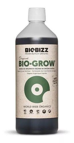 Biogrow Biobizz  - Base Vegetação 1-Parte Orgânica opção de 250ml, 500ml e 1L