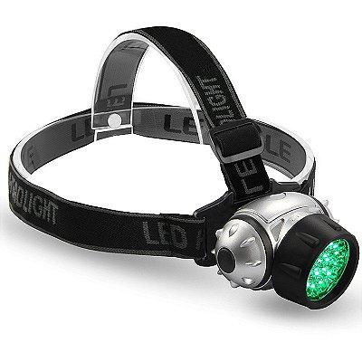 Lanterna Led Verde para Cabeça Vivosun - Manutenção Noturna