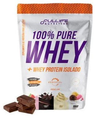 100% Pure Whey Fullife