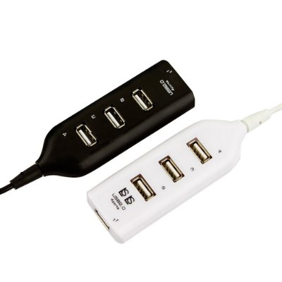 HUB USB 4 PORTAS HISPEED