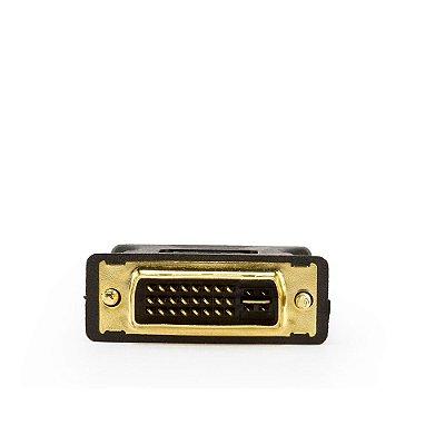 Adaptador DVI para VGA - Preto