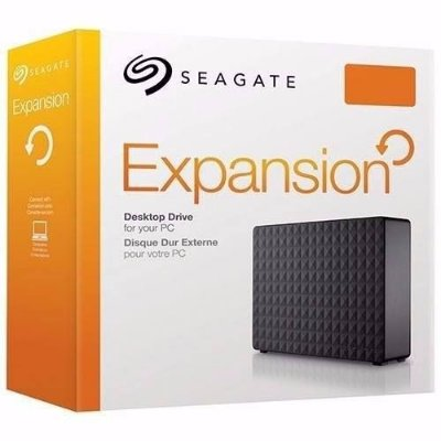 HD SEAGATE EXPANSION 3TB 3TERA - USB 2.0 / 3.0 STEB3000100