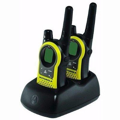 RADIO COMUNICADOR TALKABOUT WALK TALK MOTOROLA MH230UR 37KM