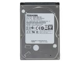 HD TOSHIBA NOTE SATA 1TB 8MB 5400RPM SERIES 3GB/S MQ01ABD100