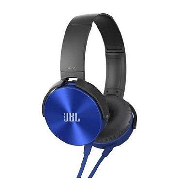 Fone JBL Extra Bass Azul