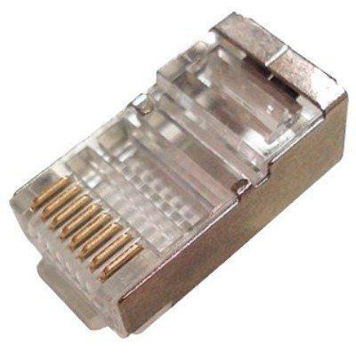 Conector RJ45 Cat6 Blindado