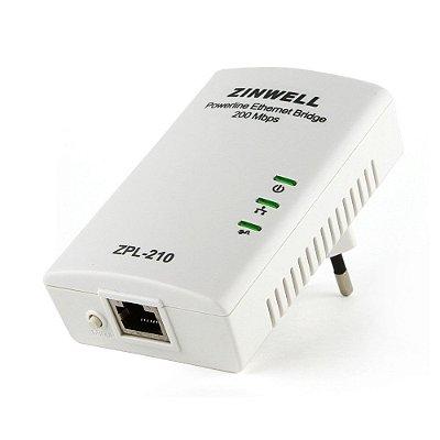 Transmissor de Internet via Rede Elétrica Ion Cabos