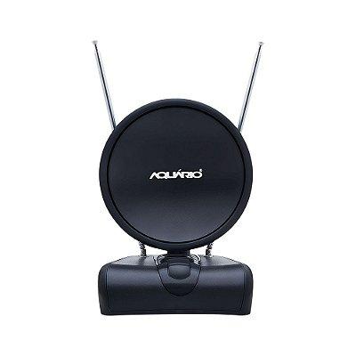 Antena Digital Interna para Tv 4 em 1, HDTV Digital TV-500 - Aquário