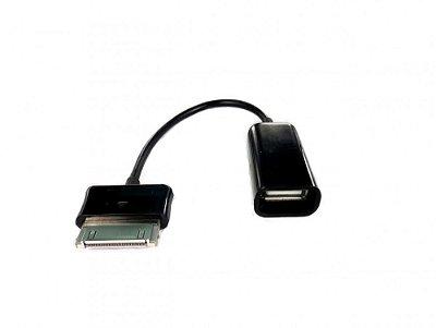 Cabo USB Fêmea para GALAXY Tablet 10.1