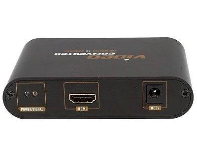 Conversor HDMI para Vídeo Componente